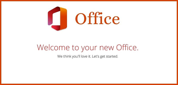 steps to install office setup